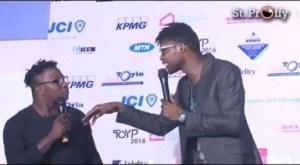 Video: Still Ringing Comedian Performs at JCI Nigeria National Convention